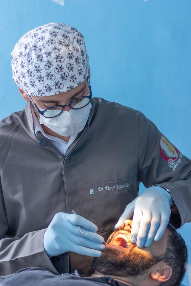 רופא שיניים חירום מודיעין